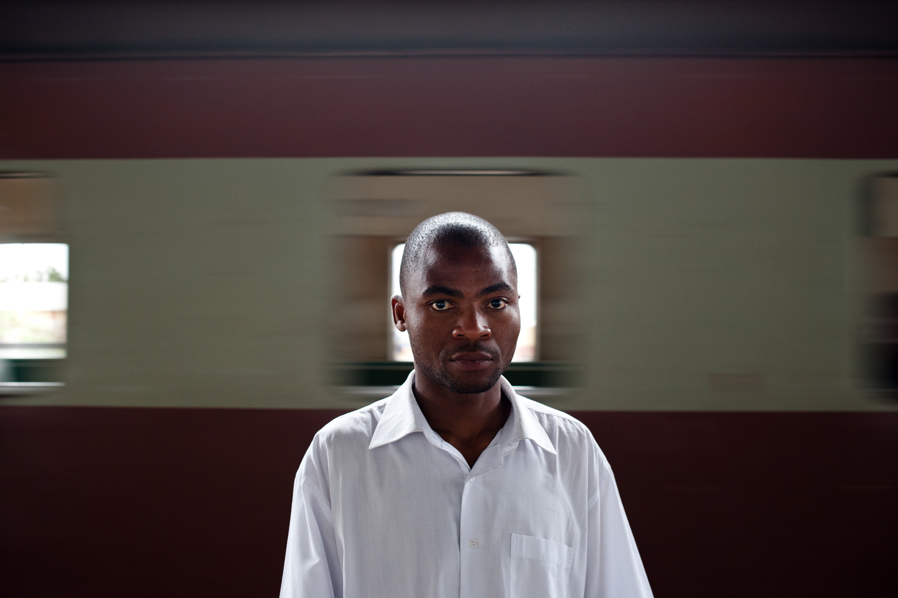Train - Mozambique - robstarkphotography.com